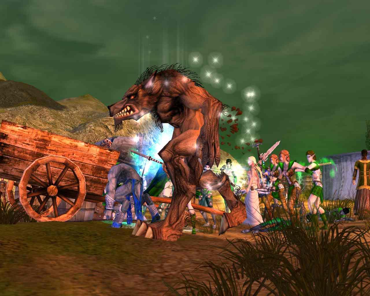 SpellForce - Platinum Edition screenshot