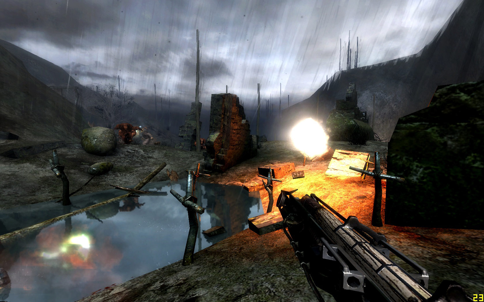 Painkiller: Resurrection screenshot
