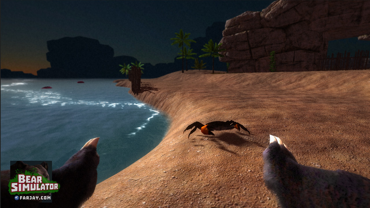 Bear Simulator (ENG) [L]