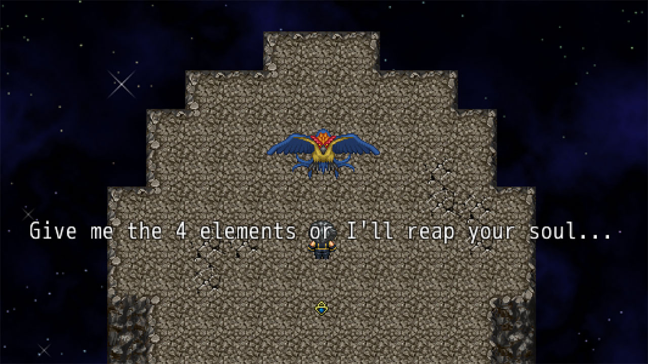 Secret Of Magia screenshot
