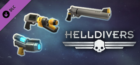 HELLDIVERS - Pistols Perk Pack