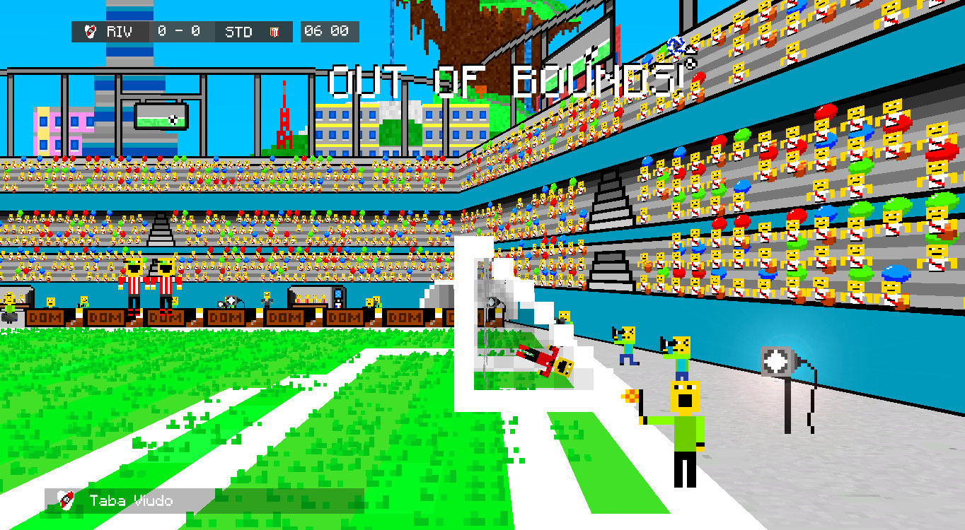 LocoSoccer screenshot