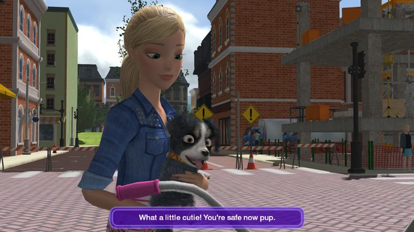 скачать игру Barbie And Her Sisters Puppy Rescue на русском - фото 10