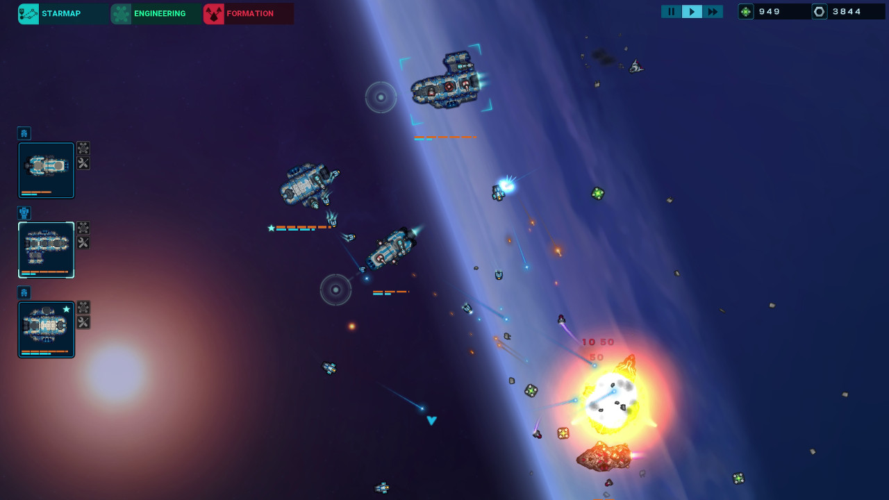 Battlevoid: Harbinger screenshot