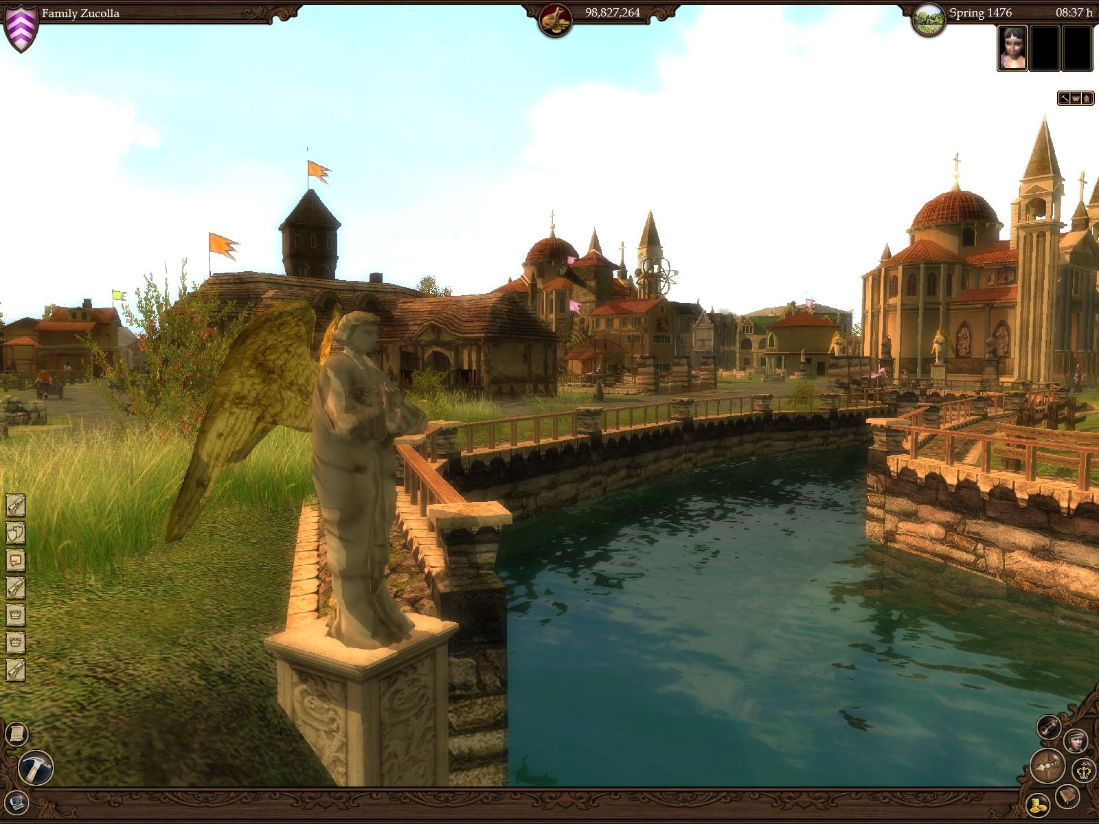 The Guild II screenshot