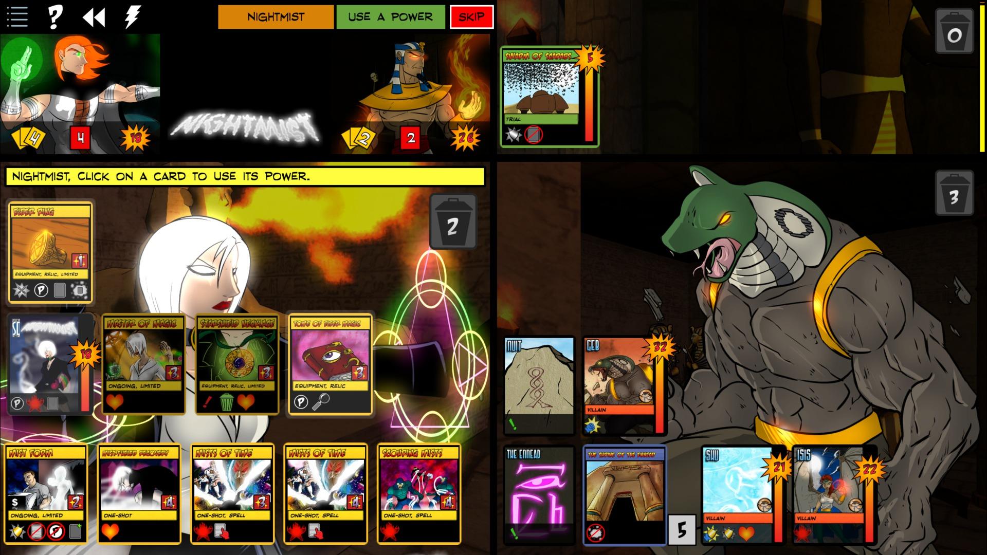 Sentinels of the Multiverse - Soundtrack (Volume 3) screenshot