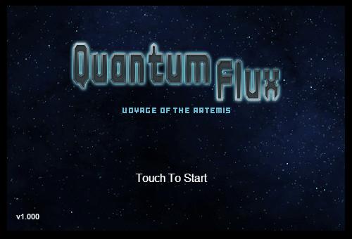 Quantum Flux - Soundtrack screenshot