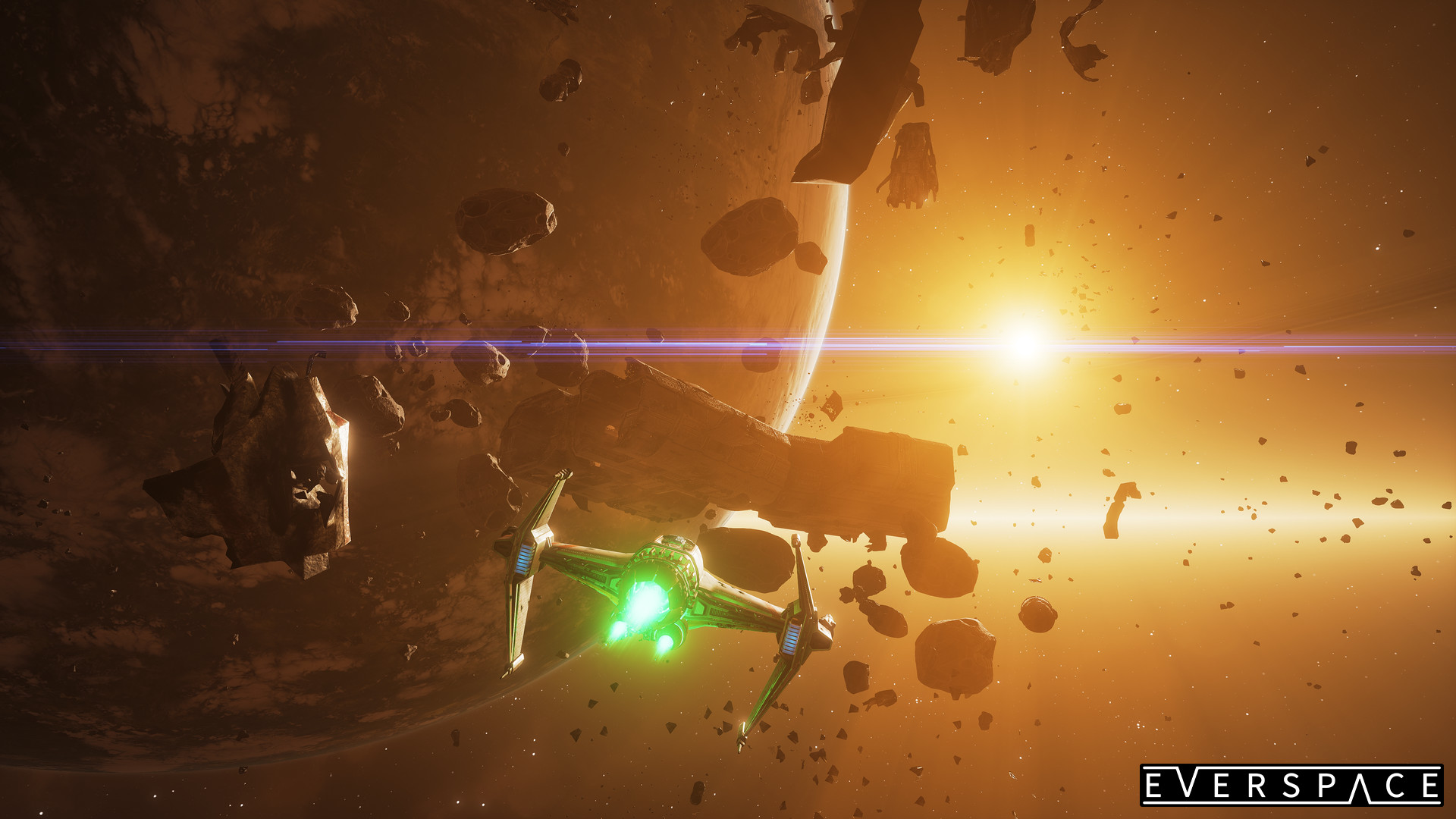 EVERSPACE screenshot