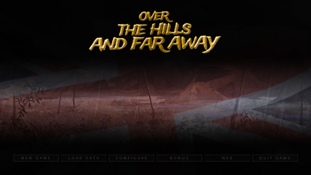 Over The Hills And Far Away screenshot