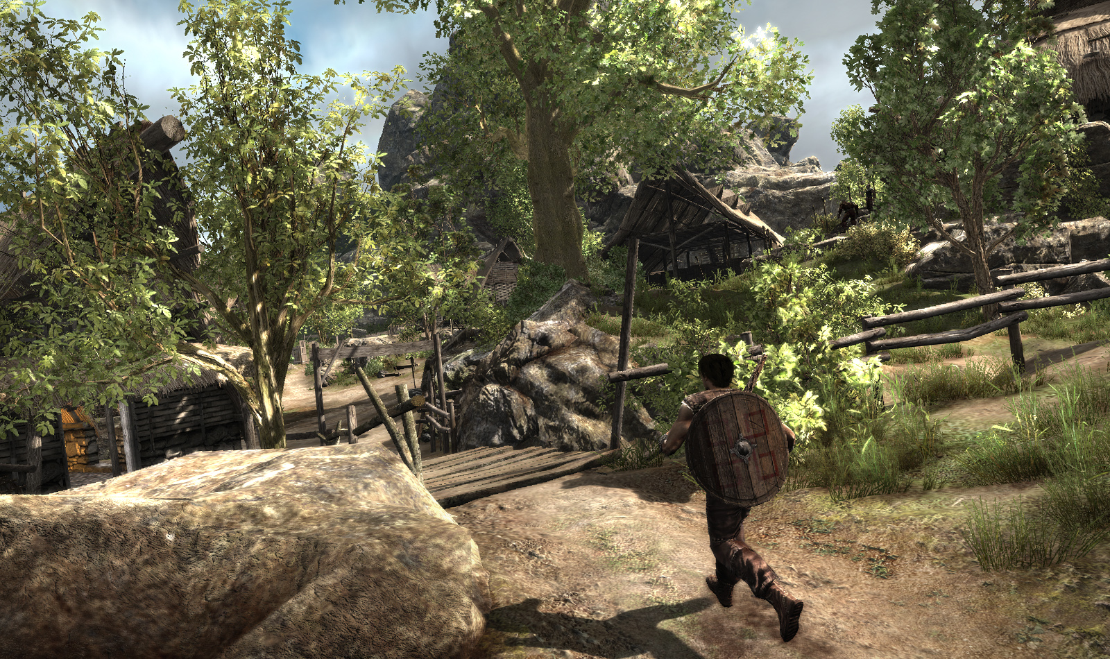 ArcaniA screenshot
