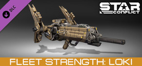 Star Conflict: Fleet Strength - Loki