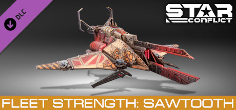Star Conflict: Fleet Strength - Sawtooth