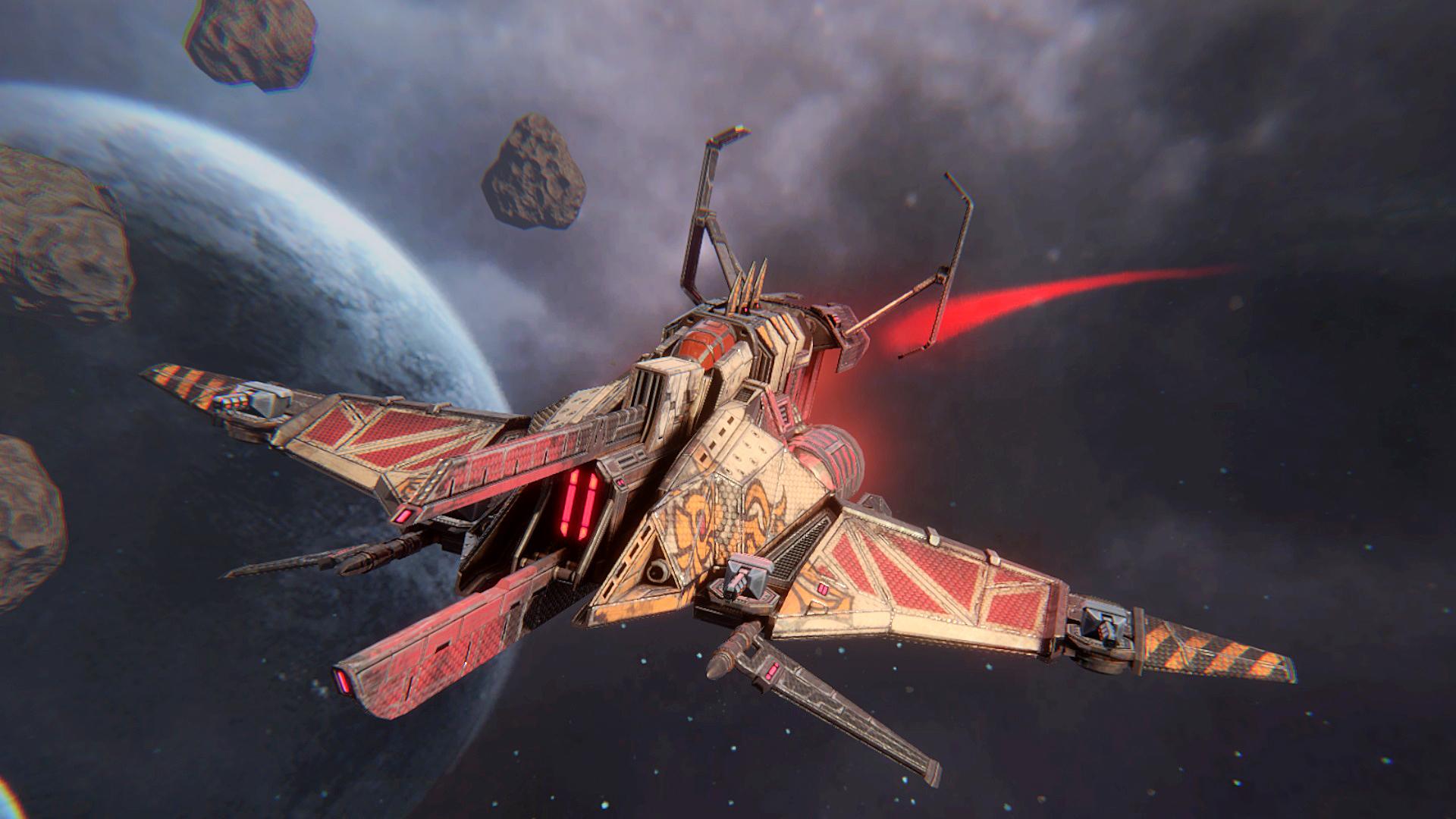 Star Conflict: Fleet Strength - Sawtooth screenshot