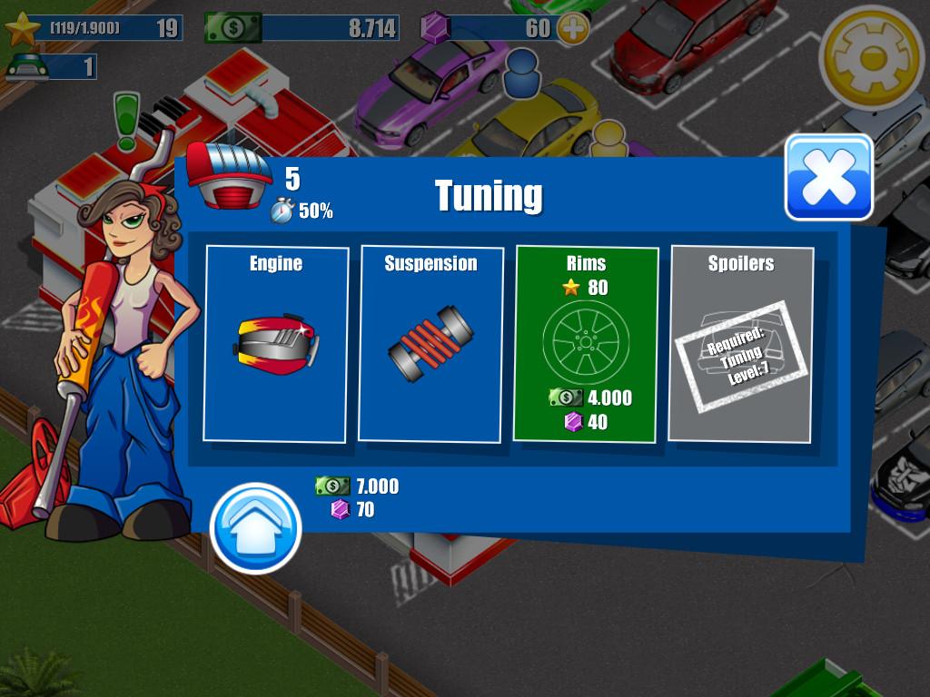 Car Mechanic Manager screenshot