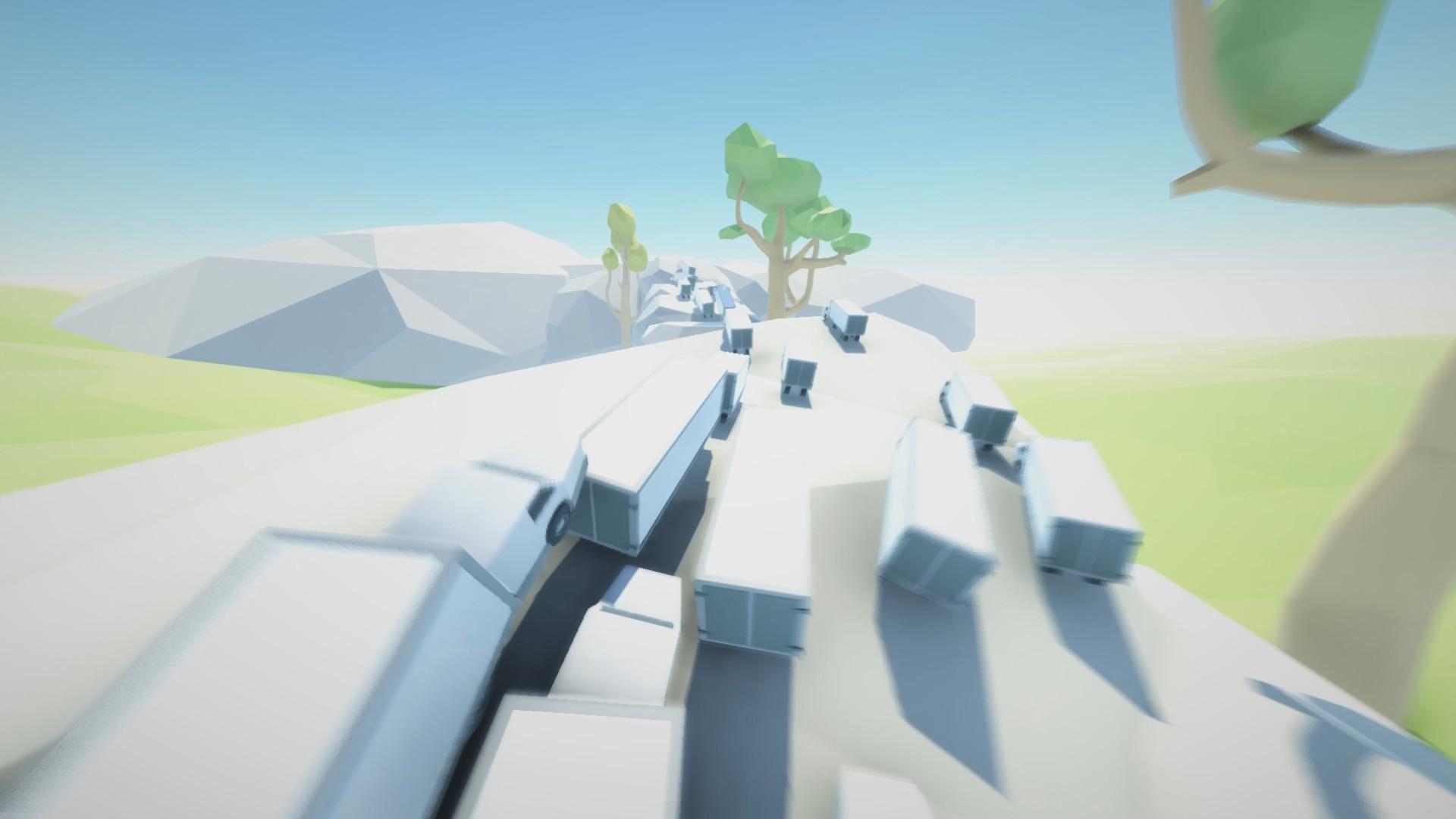 Clustertruck Screenshot 2