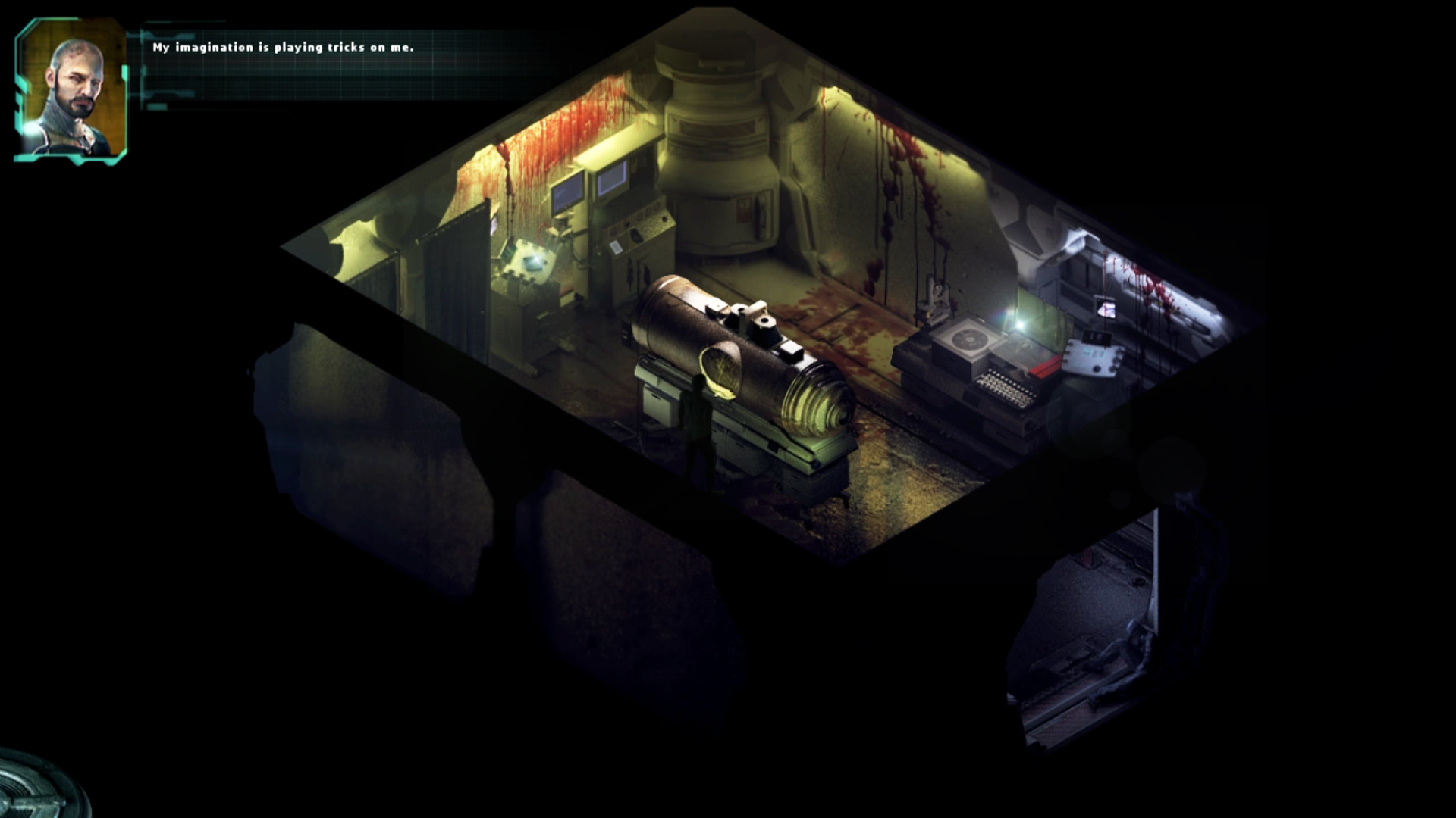 Stasis: Deluxe Edition screenshot 1