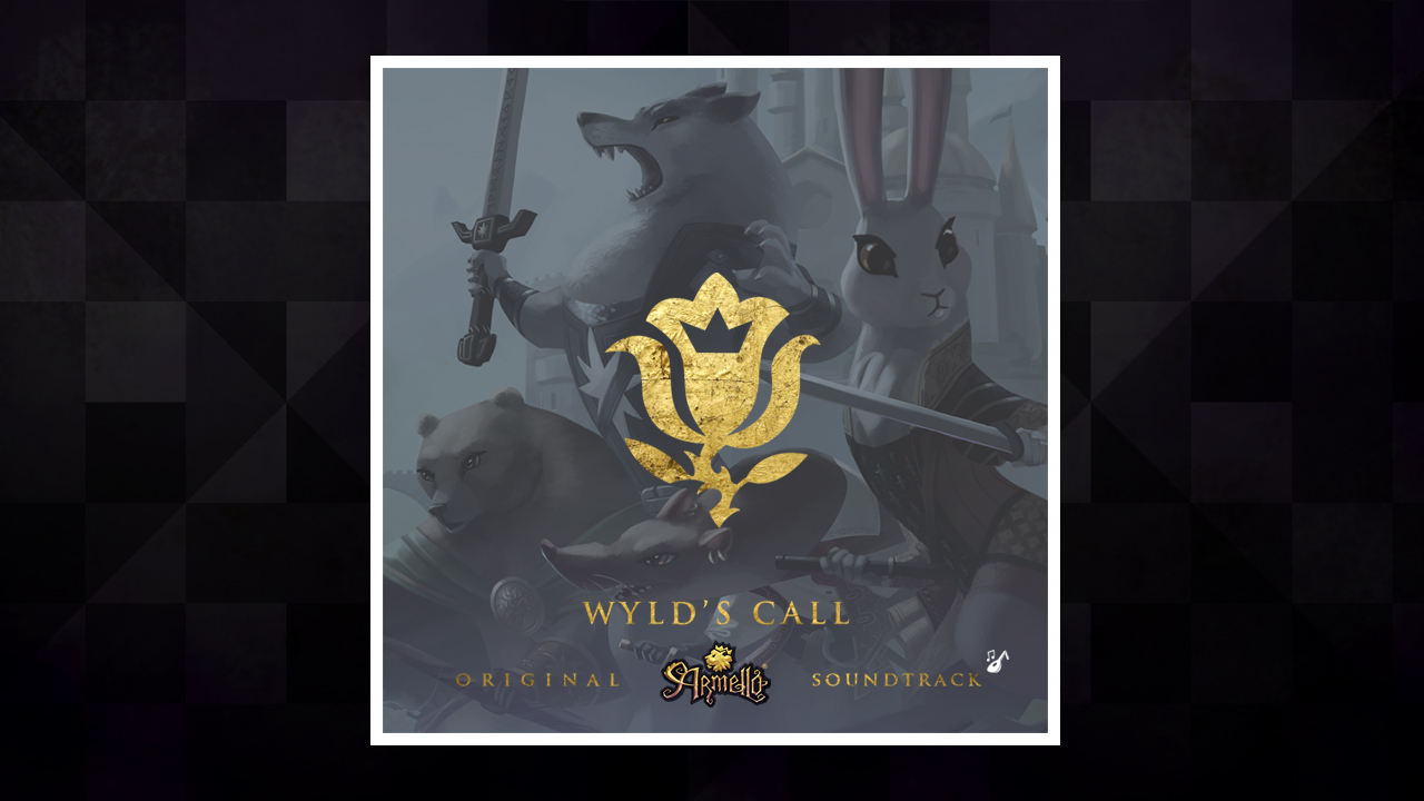 Armello Original Soundtrack - Wyld's Call screenshot
