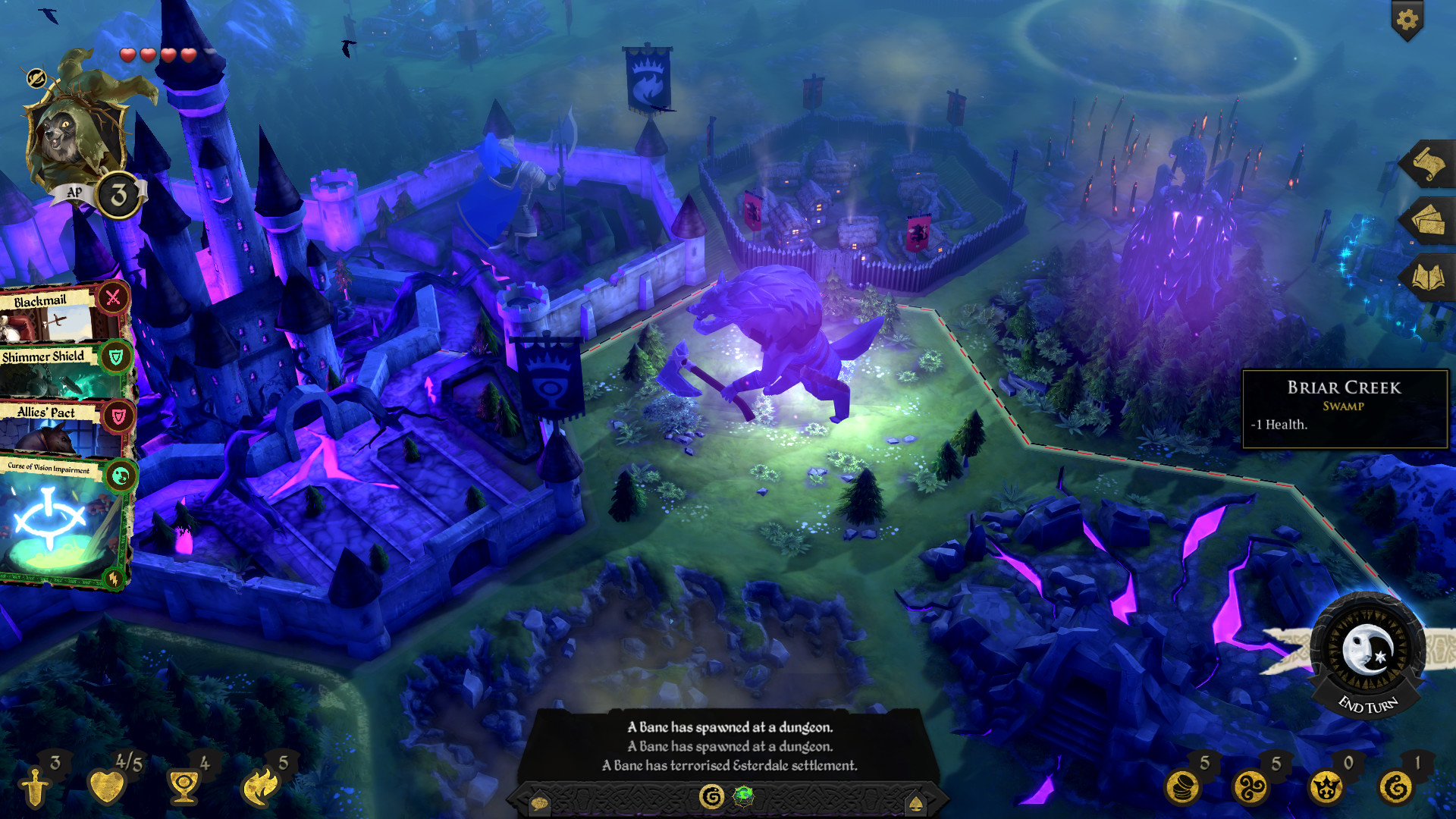 Armello - Rivals Hero Pack screenshot