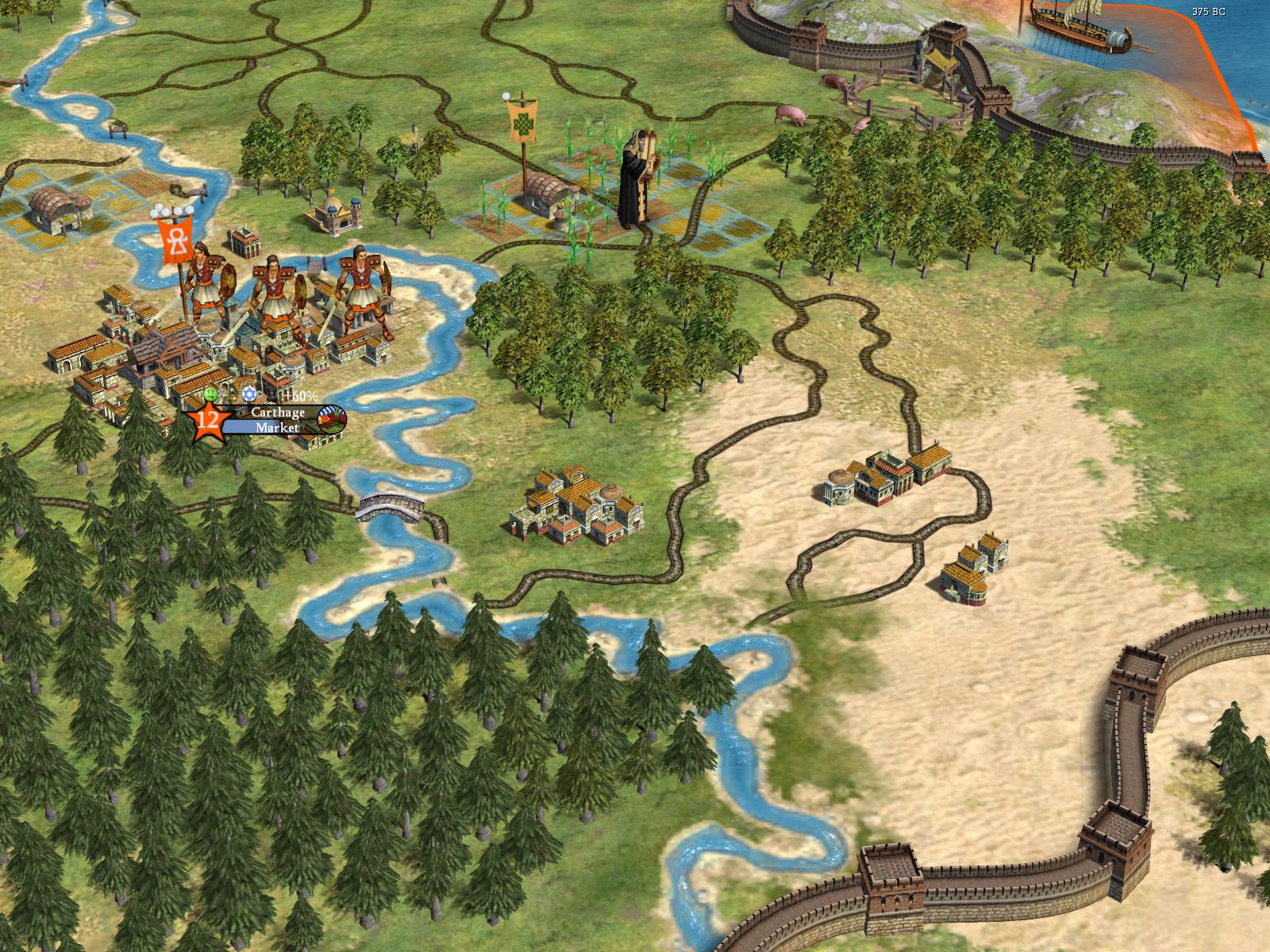 Civilization IV: Warlords screenshot