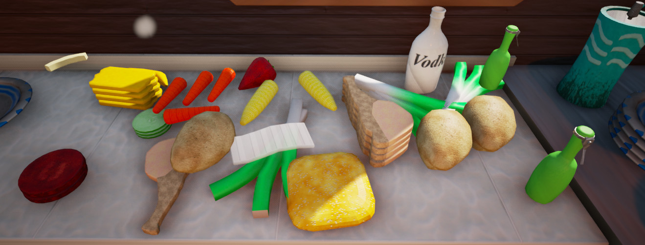 Kitchen Simulator 2015 screenshot