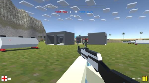 скриншот Nuclear Shot 3