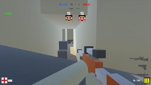 скриншот Nuclear Shot 2