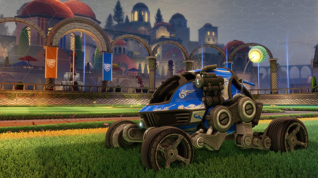 Rocket League - Revenge of the Battle-Cars DLC Pack screenshot