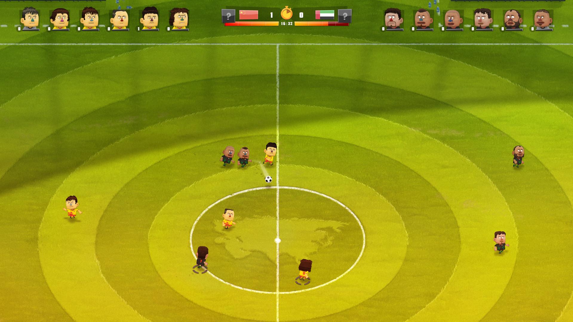 Kopanito All-Stars Soccer Screenshot 2