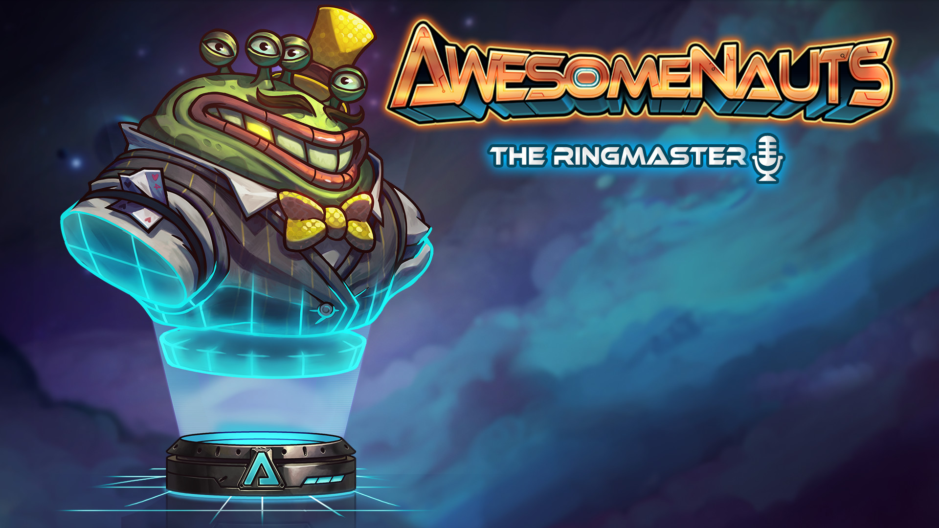 Awesomenauts - The Ringmaster (Announcer) screenshot
