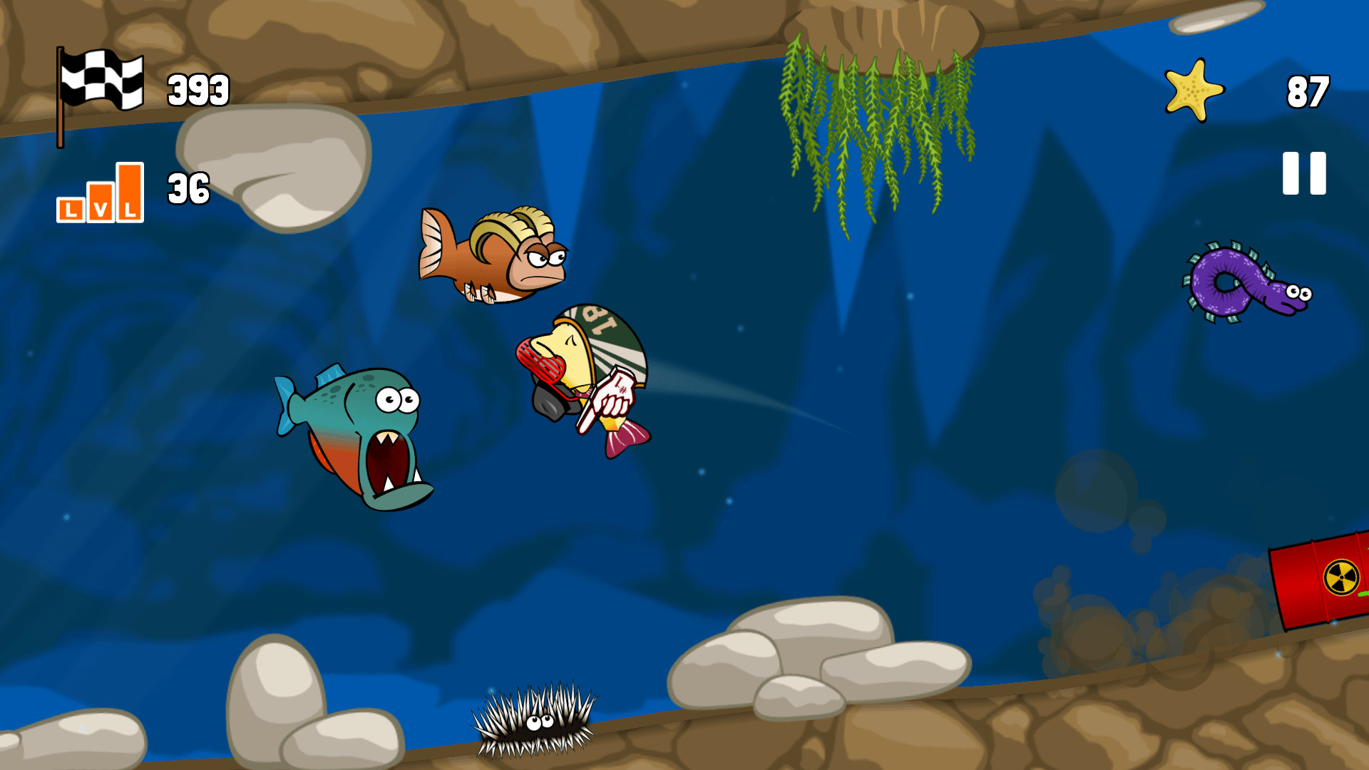 Download blowy fish full pc game for Fish computer game
