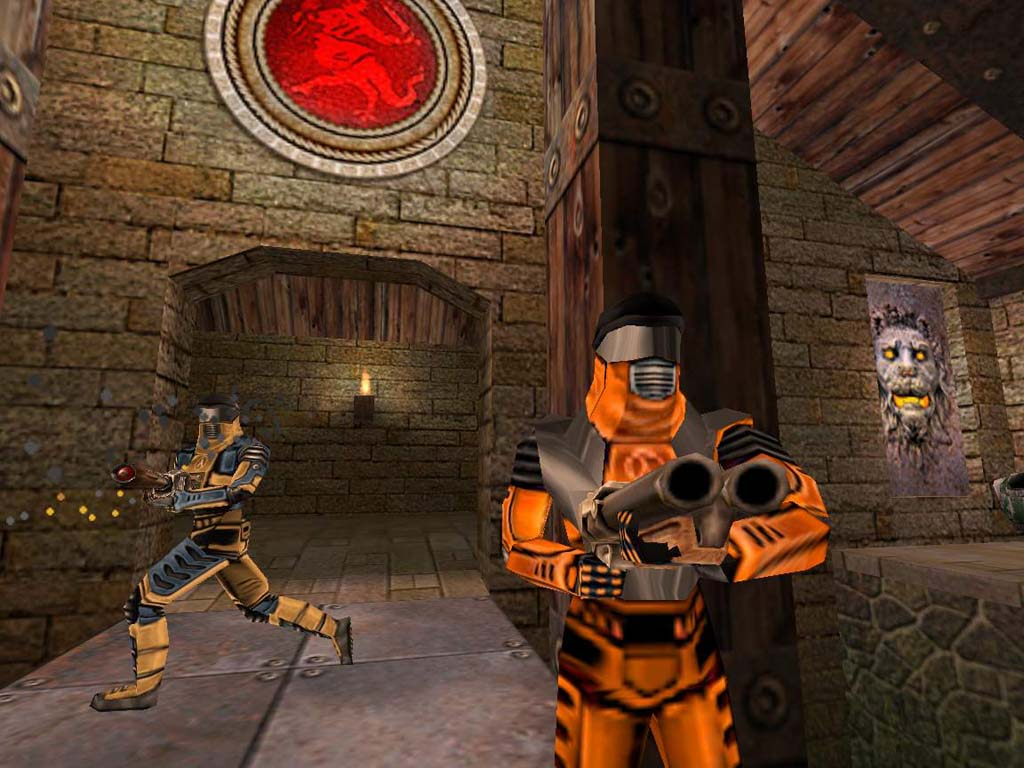 Deathmatch Classic screenshot
