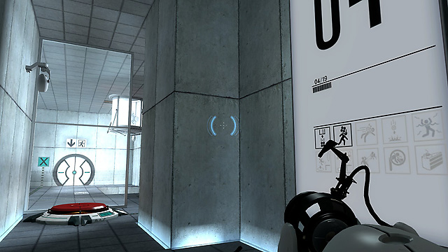 Portal screenshot