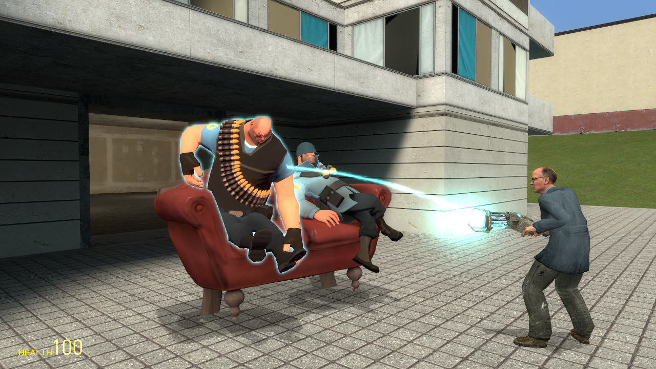 how to play multi player on garrys mod through steam