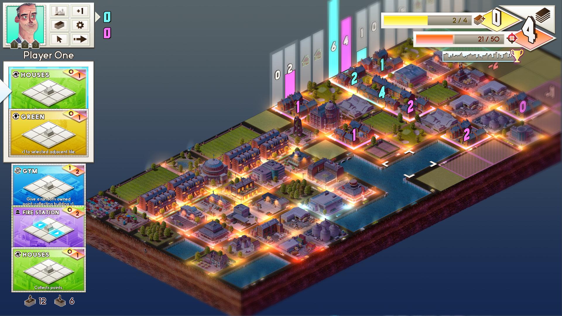 Concrete Jungle screenshot