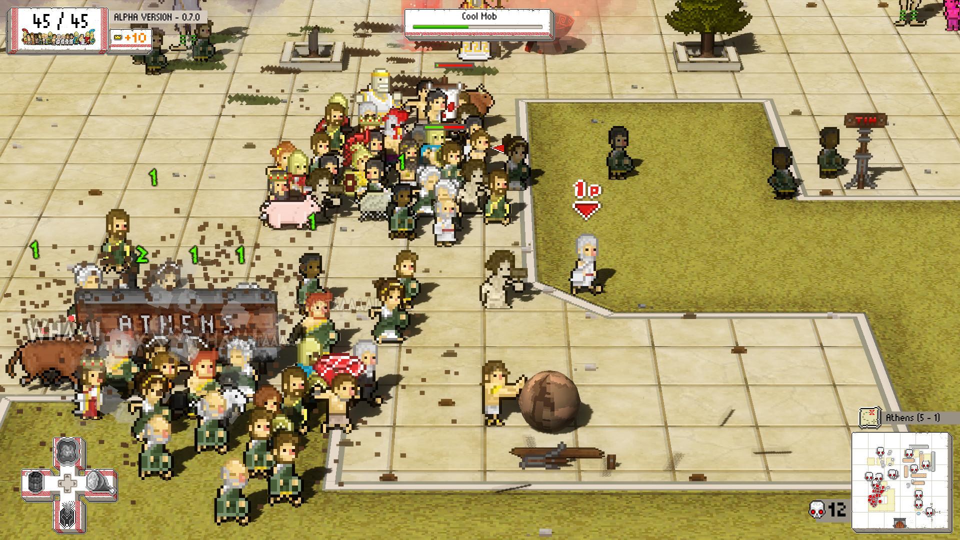 Okhlos Screenshot 1