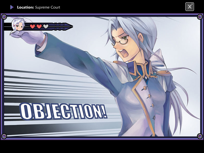 OASE - Other Age Second Encounter screenshot
