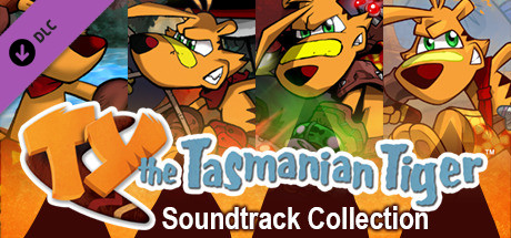 TY the Tasmanian Tiger 4 - The Soundtrack Collection