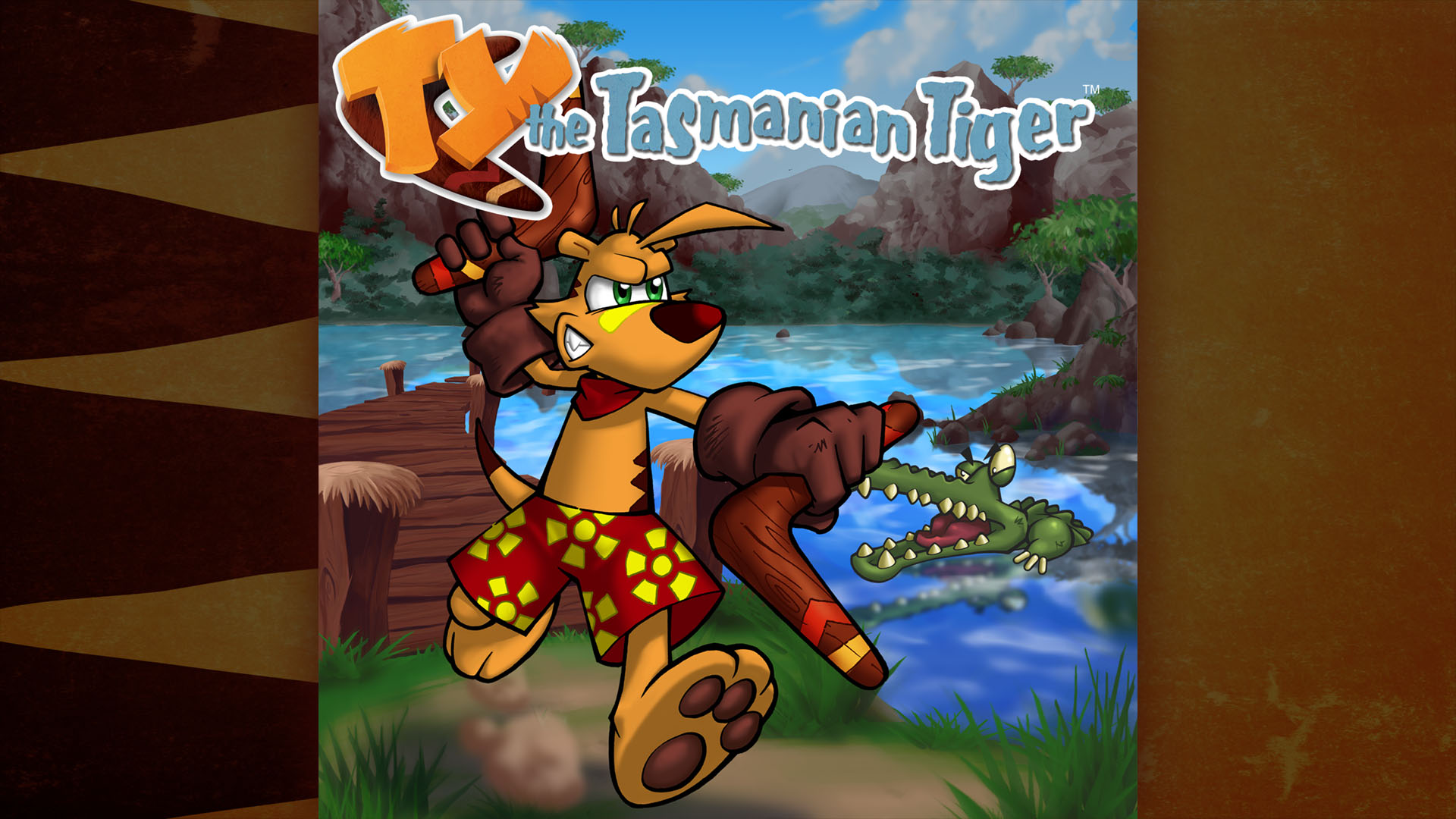 TY the Tasmanian Tiger 4 - The Soundtrack Collection screenshot
