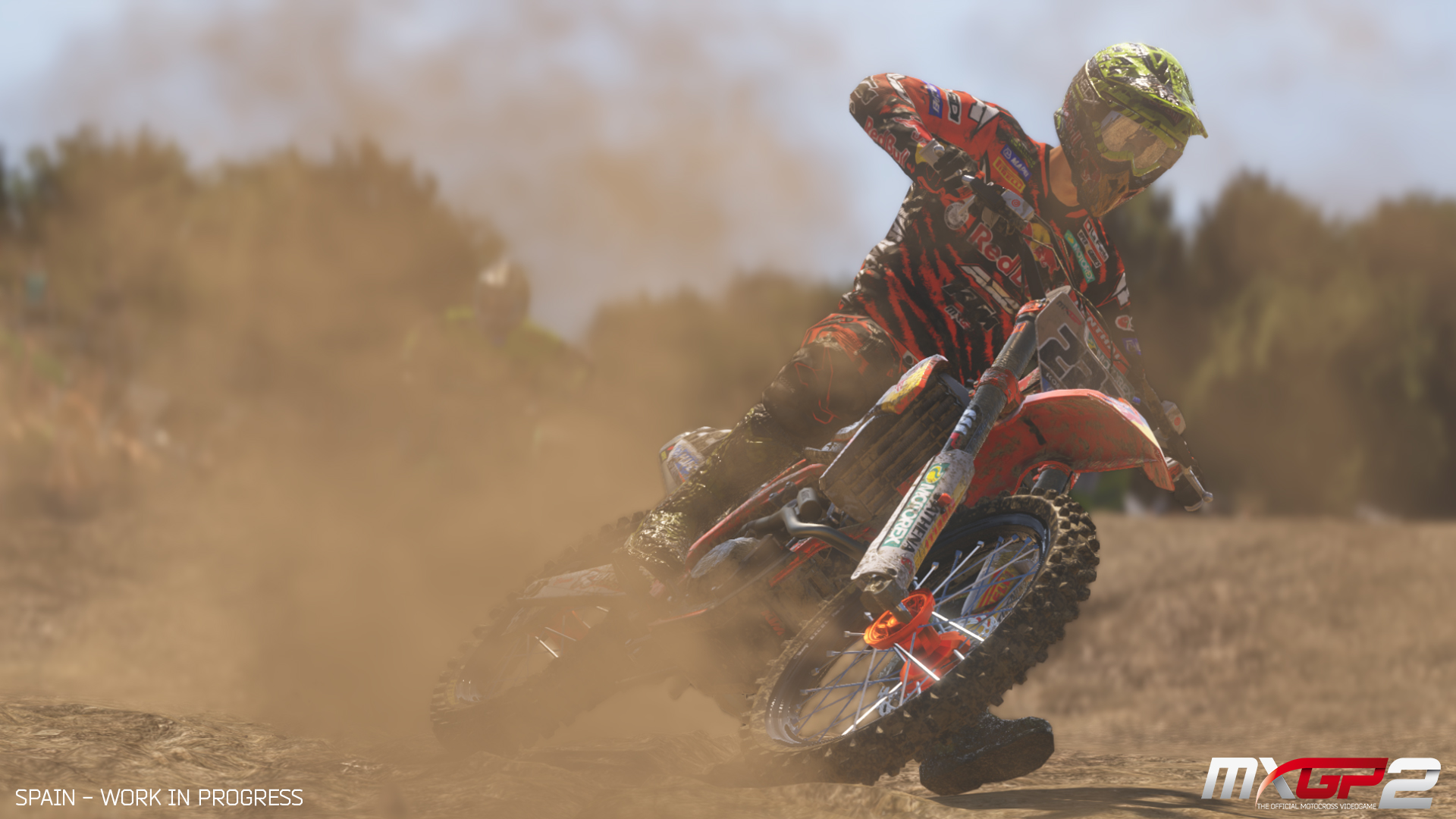 MXGP2 - The Official Motocross Videogame screenshot