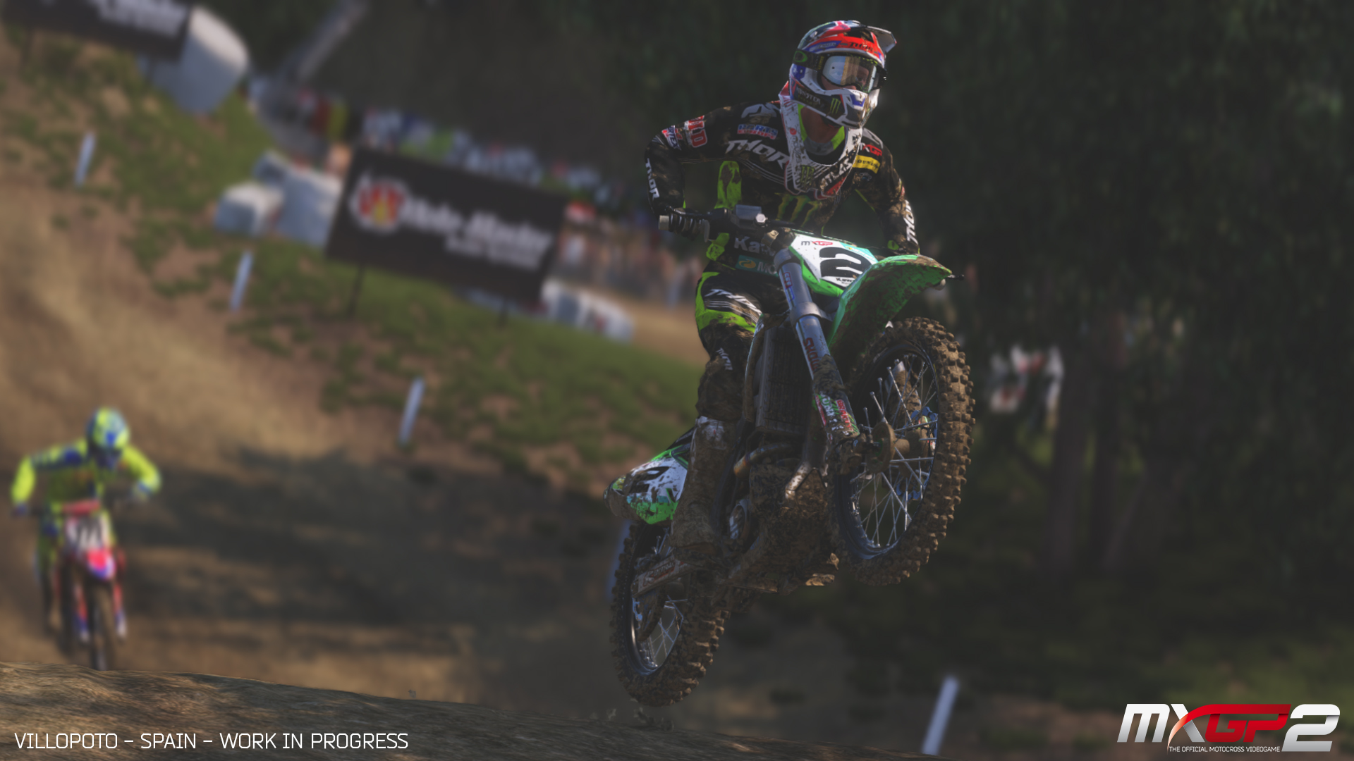 MXGP2: The Official Motocross Videogame (ENG/MULTI6) [Repack]