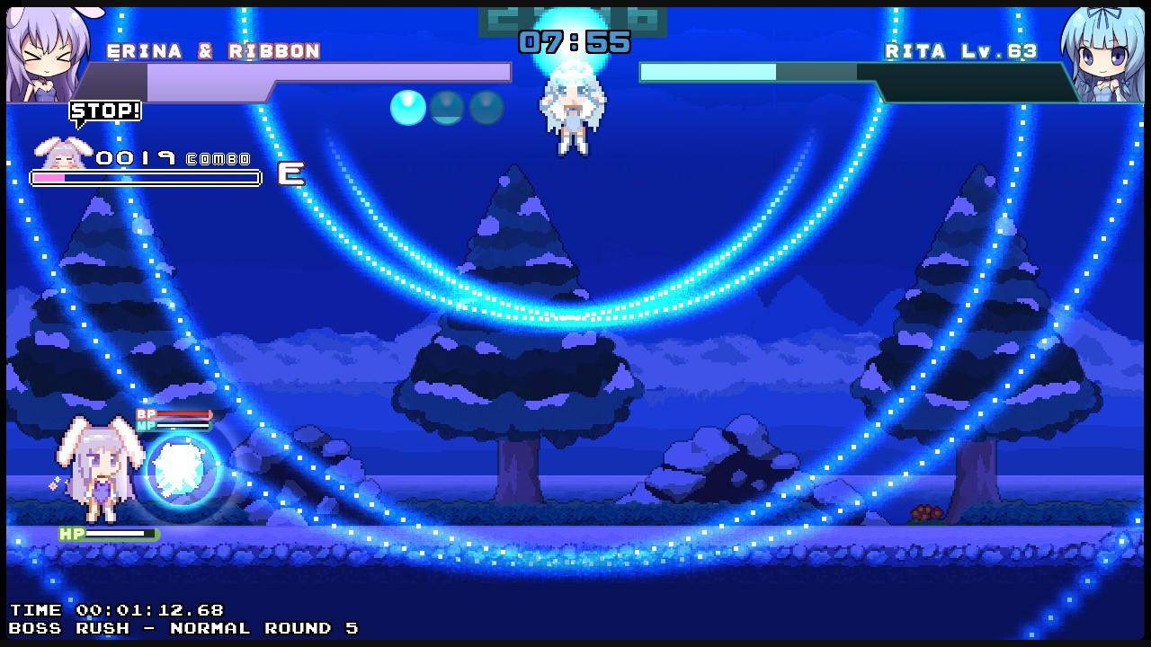 Rabi-Ribi screenshot