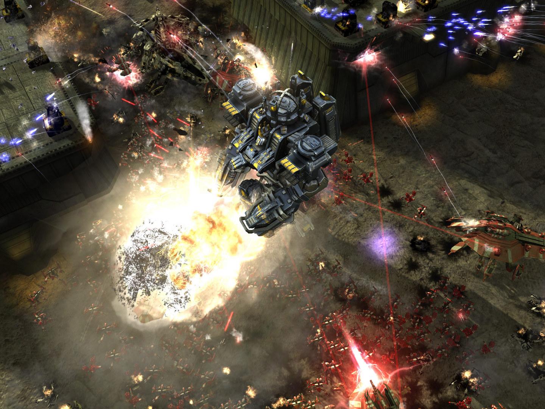 Supreme Commander PC Game - Free Download Full Version