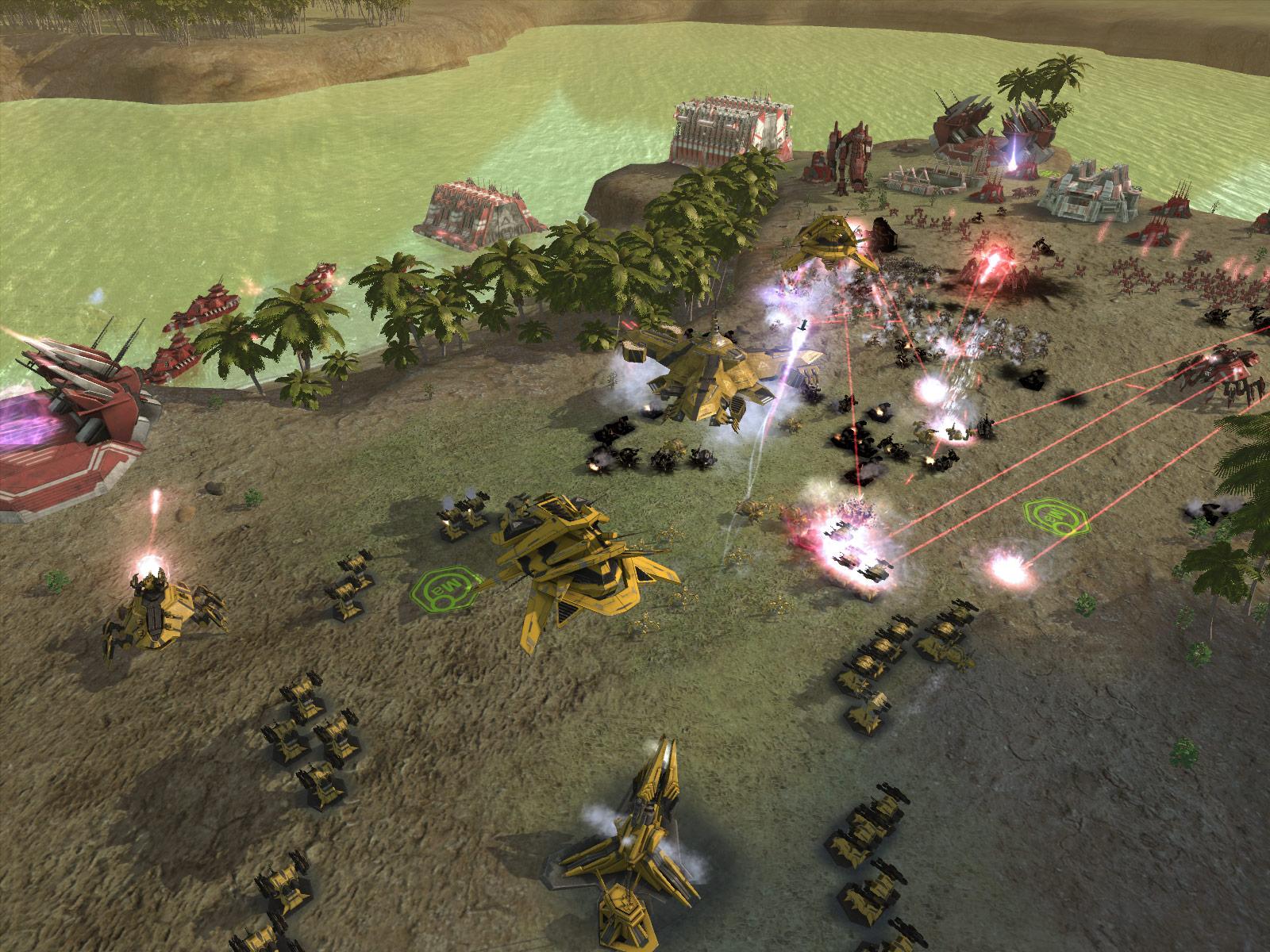 Supreme Commander 2 screenshot