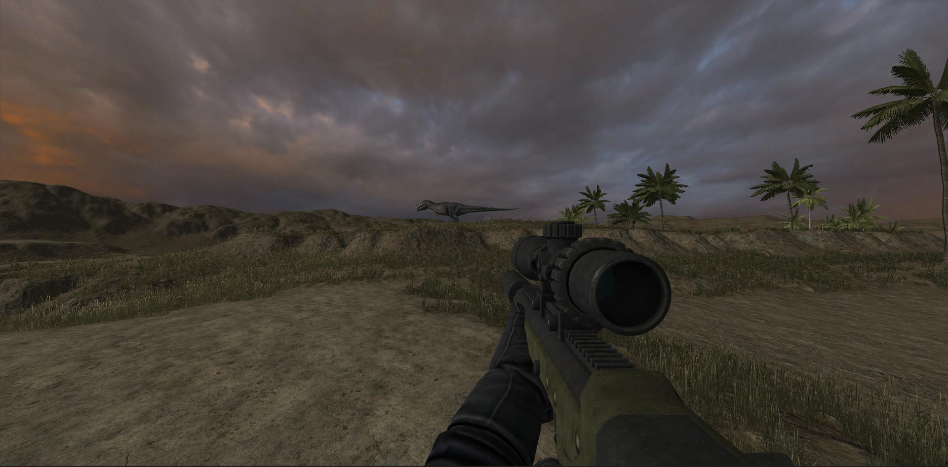 Dinosaur Hunt screenshot