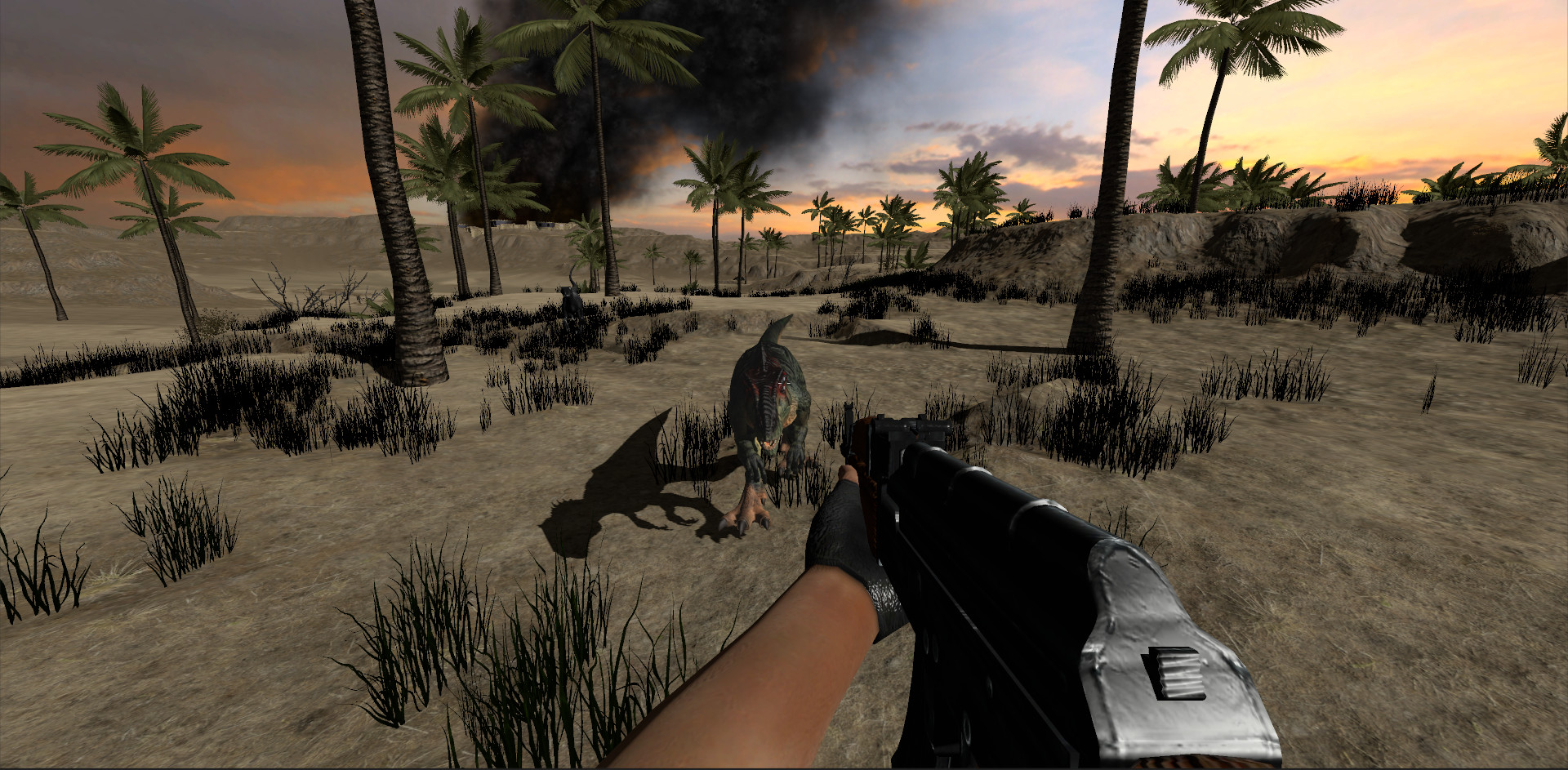 Dinosaur Hunt screenshot