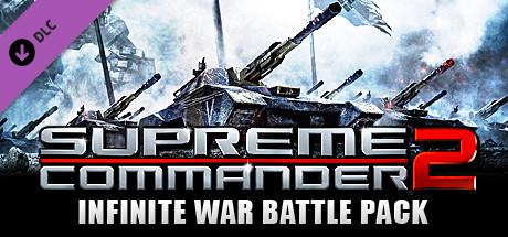 supreme commander 2 infinite war battle pack