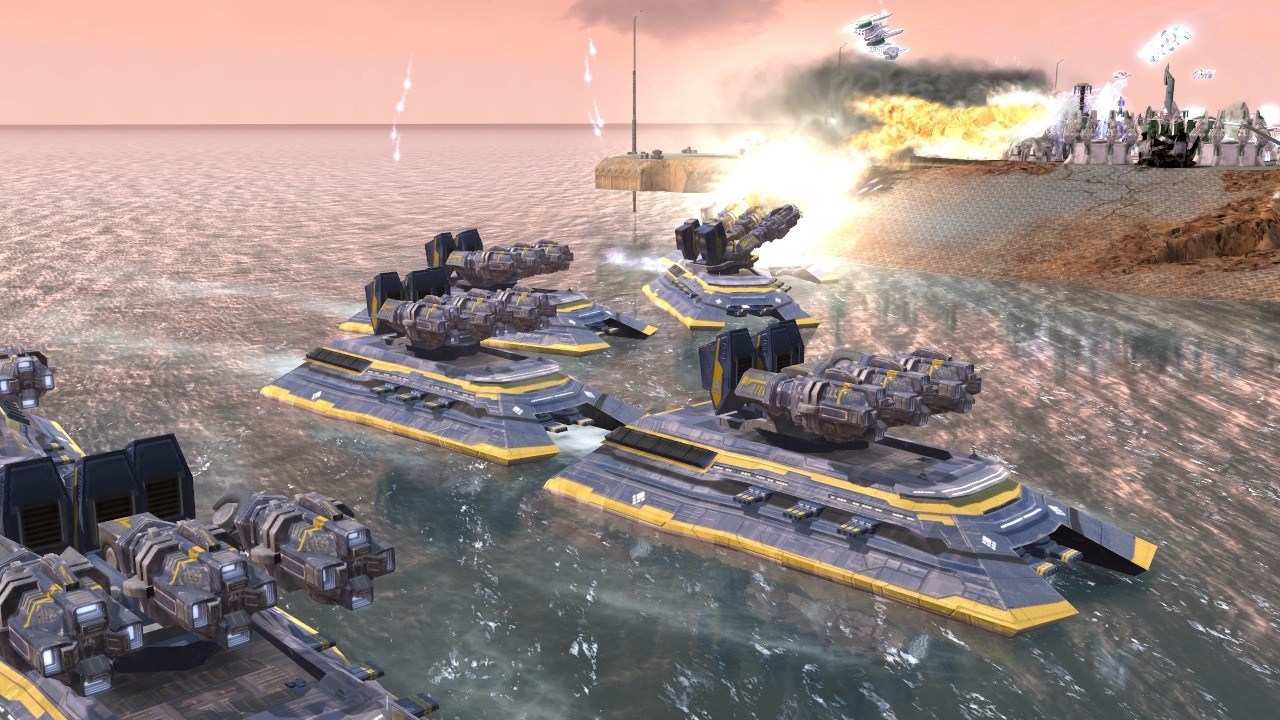 Supreme Commander 2: Infinite War Battle Pack screenshot