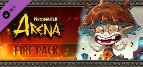 Krosmaster - Fire Element Pack