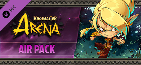 Krosmaster - Air Element Pack