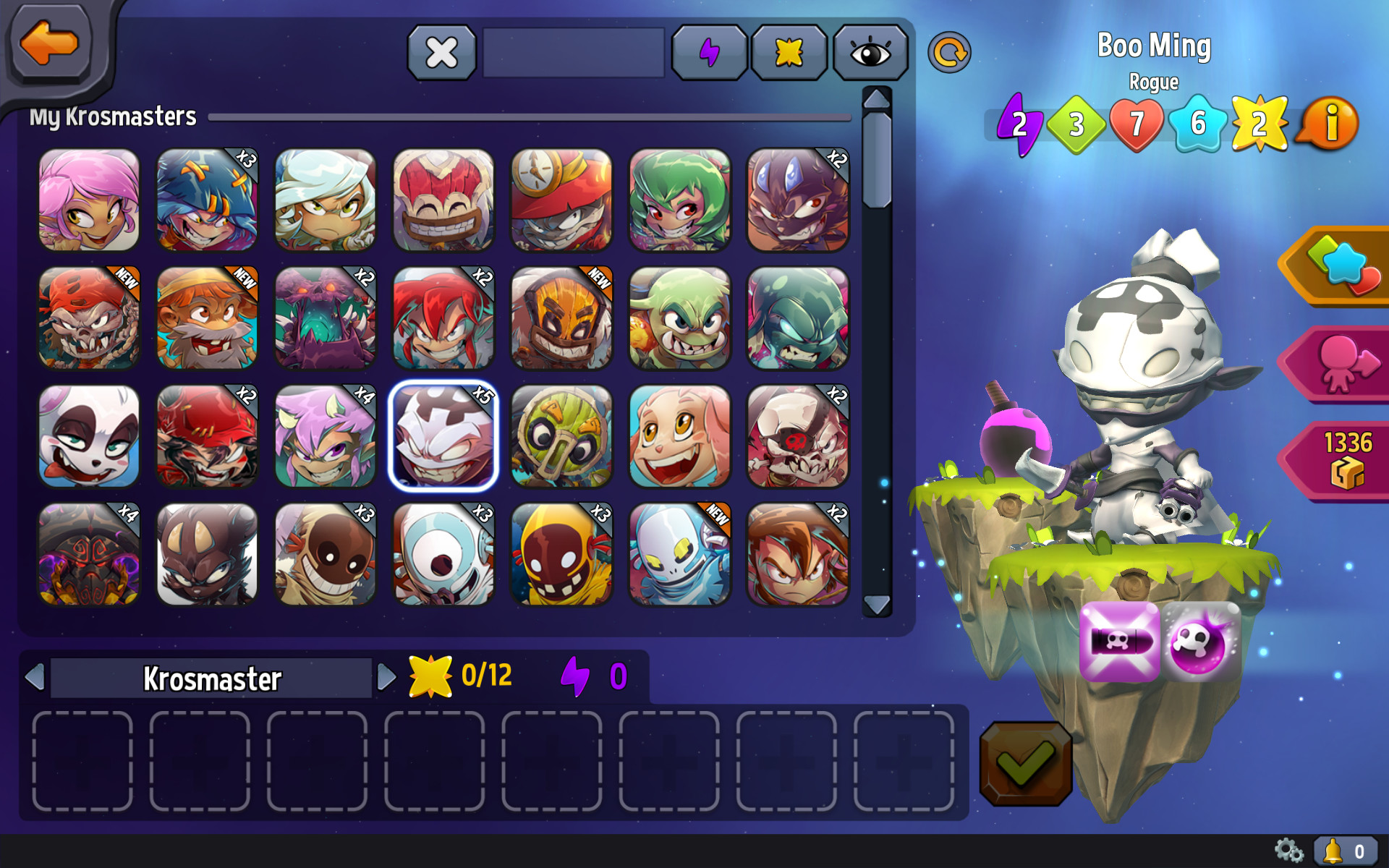 Krosmaster - Air Element Pack screenshot